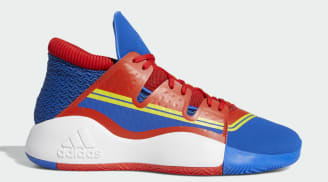 "Marvel x Adidas Pro Vision ""Heroes Among Us"""