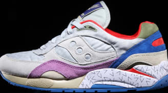 Saucony Elite G9 Shadow 6 Grey/Purple