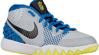 58cdabd3629b Nike Kyrie 1 GS White Black-Light Voltage Yellow-Light Photo Blue-