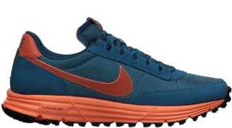 Nike Lunar LDV Trail Low QS Marina/Dark Copper-Total Orange