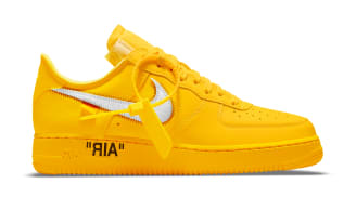 "Off-White x Nike Air Force 1 Low ""Lemonade"""