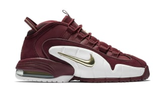 Nike Air Max Penny 1 Team Red/White-Metallic Gold (House Party)