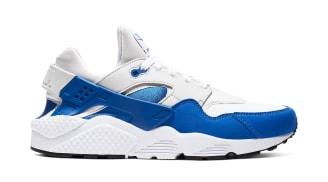 Nike Air Huarache Run DNA Ch. 1 White/Royal Blue