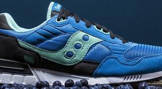 Saucony Shadow 5000 Bright Blue/Black