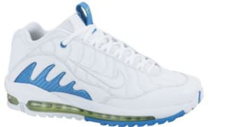 Nike Total Griffey Max '99 White/White-Neptune Blue-Action Green
