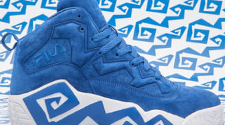 Fila MB Royal Blue/White