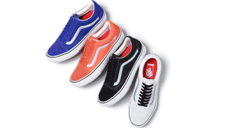 "Vans Old Skool x Supreme ""Iridescent Pack"""