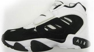 Nike Air Diamond Turf II White/Black