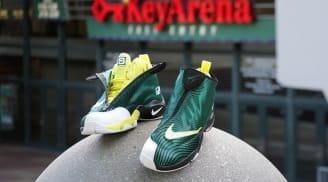 Nike Air Zoom Flight The Glove QS Legion Pine/Tour Yellow