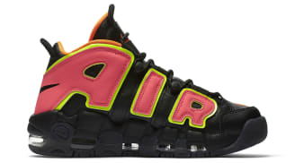 "Nike Women's Air More Uptempo ""Hot Punch"""