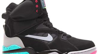 Nike Air Command Force Black/Wolf Grey-Hyper Jade-Hyper Pink