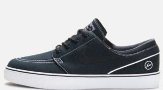 fragment design x Nike Stefan Janoski SB Black