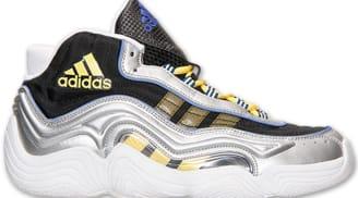 adidas Crazy 2 Metallic Silver/Black-Yellow