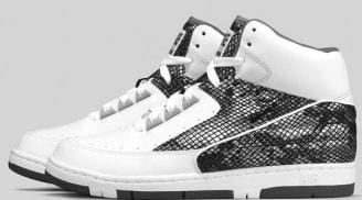 Nike Air Python Lux SP White/White-Metallic Silver