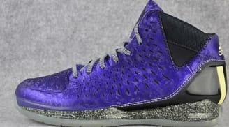 adidas Rose 3 Purple/Black-Yellow
