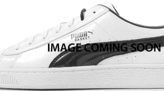 Puma Basket Patent Black/Red