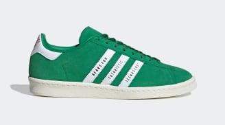 "Human Made x Adidas Campus ""Green"""