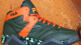 Fila M-Squad Green/Orange