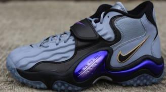 Nike Zoom Turf Jet '97 Stealth/Club Purple-Black-Stadium Green
