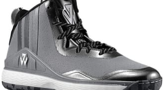 adidas J Wall 1 Light Onix/Core Black-White