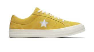 """Golf Le Fleur x Converse One Star """"Sulphur"""""""
