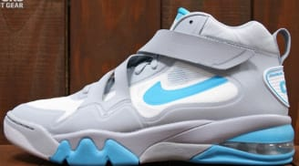 Nike Air Force Max CB 2 Hyperfuse Wolf Grey/Gamma Blue-White