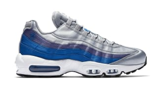 Nike Air Max 95 Wolf Grey/Blue Nebula/Purple Slate/White