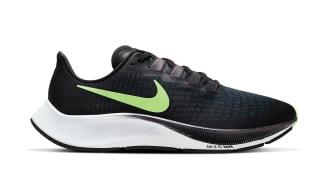 Nike Air Zoom Pegasus 37 Black/Valerian Blue/Spruce Aura/Ghost Green