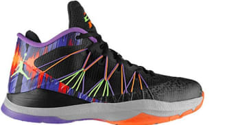 Jordan CP3.VII AE Black/Electric Green-Hyper Crimson-Purple Venom