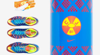 Nike CJ3 Elite LE Photo Blue/Bright Crimson-Volt