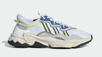 Adidas Ozweego Cloud White/Grey One/Solar Yellow