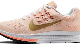 Women's Nike Air Zoom Structure 18 Modern Gold Rush