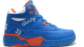 Ewing Athletics Ewing Guard Prince Blue/White-Vibrant Orange