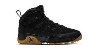"Air Jordan 9 Retro Boot NRG ""Black Gum"""
