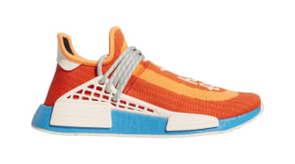 "Pharrell x Adidas NMD Hu ""Bold Orange"""