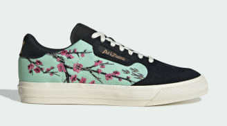 AriZona Iced Tea x Adidas Continental Vulc Core Black/Core Black