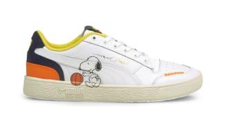 Peanuts x Puma Ralph Sampson Puma White-Peacoat
