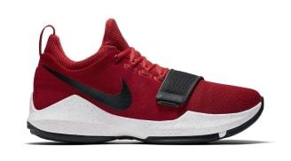 Nike PG 1 University Red/White-Black