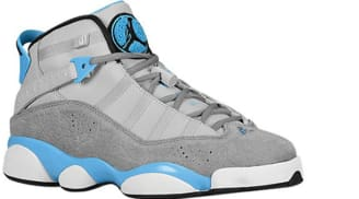 Jordan 6 Rings Wolf Grey/Cool Grey-Dark Powder Blue