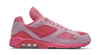 Nike Air Max 180 x Comme des Garcons Laser Pink/Solar Red-Pink Rise