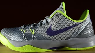 official photos a3d17 089fa Nike Zoom Kobe Venomenon 4 Wolf Grey Court Purple-Volt-Cool Grey