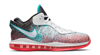 "Nike LeBron 8 V/2 Low ""Miami Nights"""