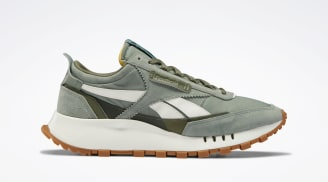 Reebok Classic Leather Legacy Harmony Green/Chalk/Reebok Lee 3