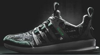 adidas Originals SL Loop Hunter Green/Stone Green-White