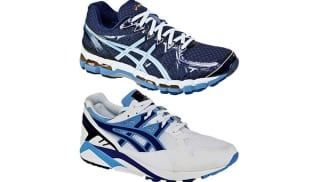 Asics Gel-Kayano 20th Anniversary Pack Blue/White