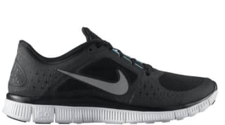 Nike Free Run+ 3 N7 Black/Reflective Silver-White-Dark Turquoise