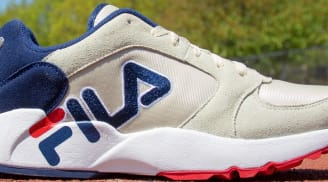 Fila Mindbender Cream/Navy-Red