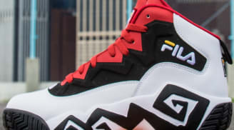Fila MB White/Fila Red-Black