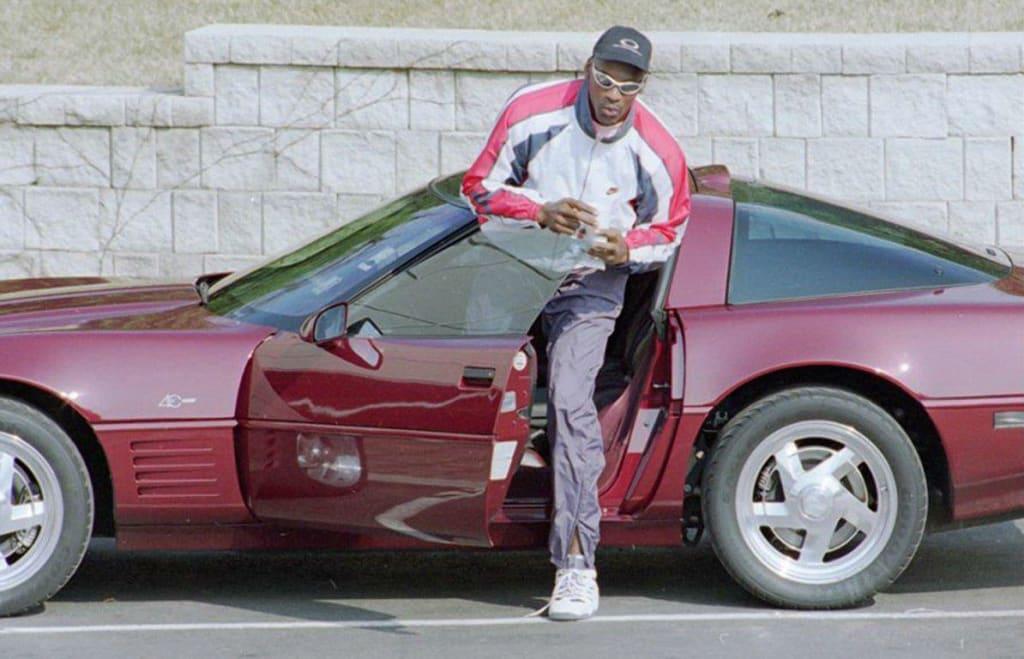 air jordan 9 cool grey 2002 corvette