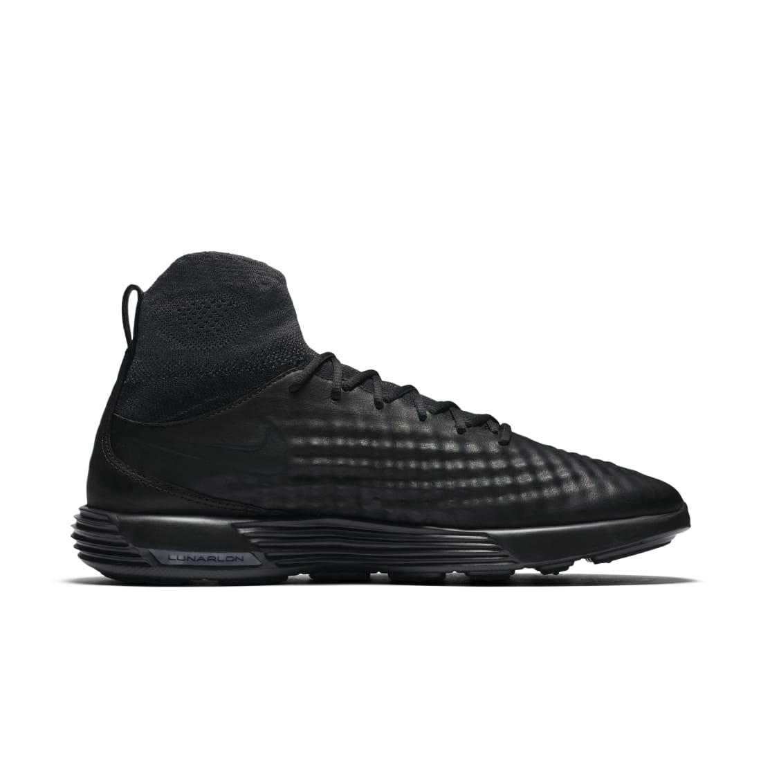 Nike Magista 2 Flyknit Black/Black-Anthracite-White